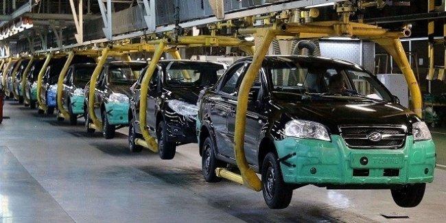 Какие легковые автомобили все еще производят на территории Украины?