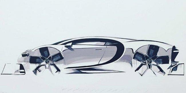 Bugatti сделает очень быстрый Chiron за пять миллионов евро