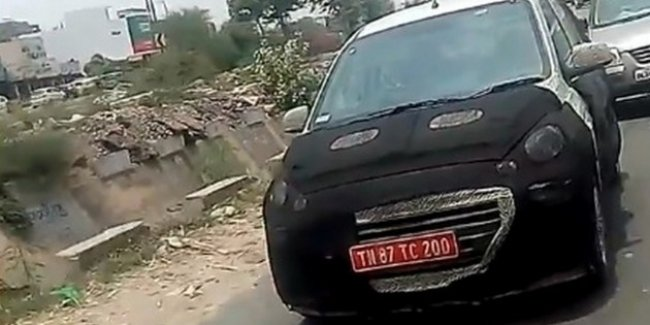Новый «бюджетник» Hyundai сняли на видео