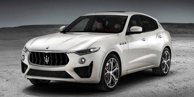 Кроссовер Maserati Levante стал 550-сильным