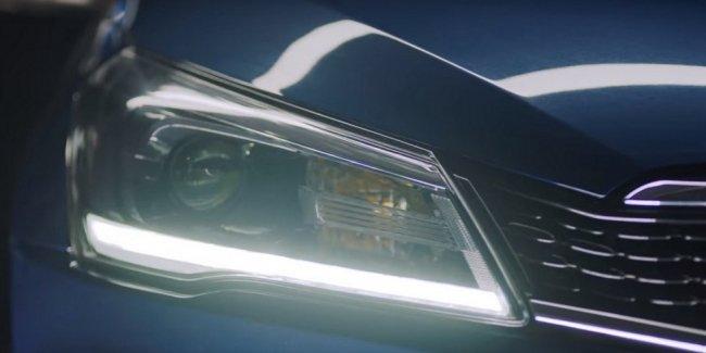 Седан Suzuki Ciaz-2019 обзаведётся новым мотором