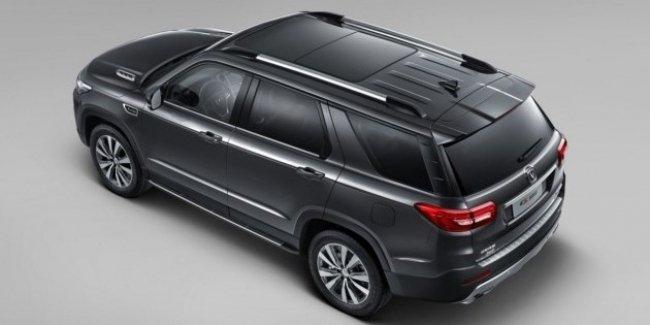 Конкурент VW Teramont и Ford Explorer от Changan пережил скорый рестайлинг