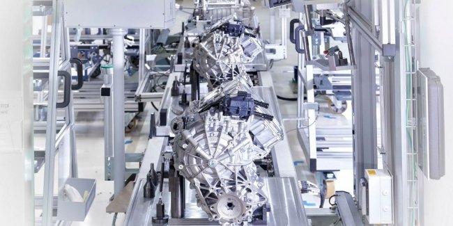 Audi запустит серийное производство электродвигателей в Венгрии