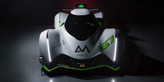 Итальянцы построили гоночный электрокар «для всех»