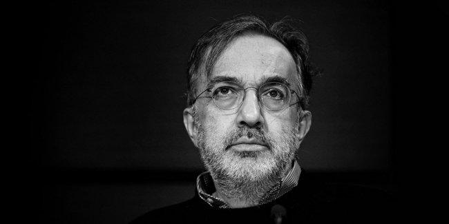 Скончался бывший глава FCA Серджио Маркионне