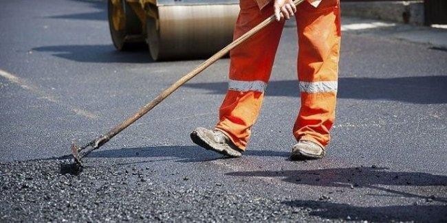 Китайцы не справляются с ремонтом украинской дороги