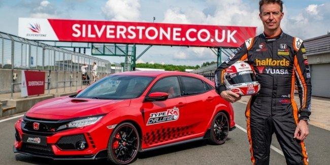 Honda Civic Type R стал самым быстрым переднеприводником Сильверстоуна
