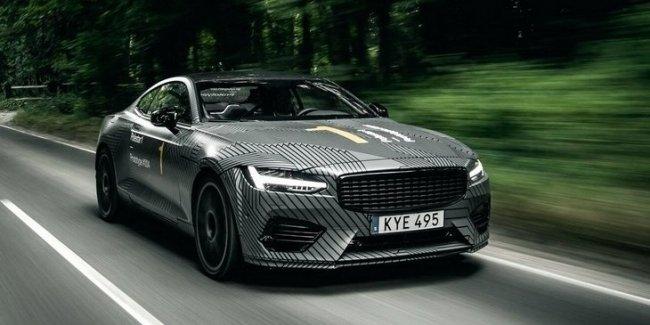 Polestar 1 станет «шокирующе драйверским» автомобилем