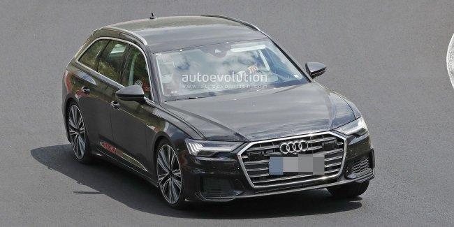 Новый Audi S6 Avant рассекретили раньше времени