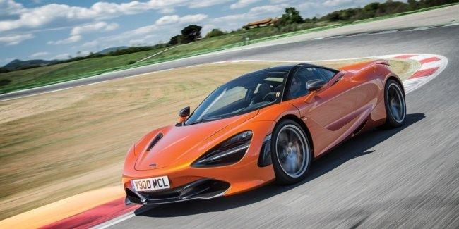 В течение семи лет McLaren выпустит 18 новых моделей