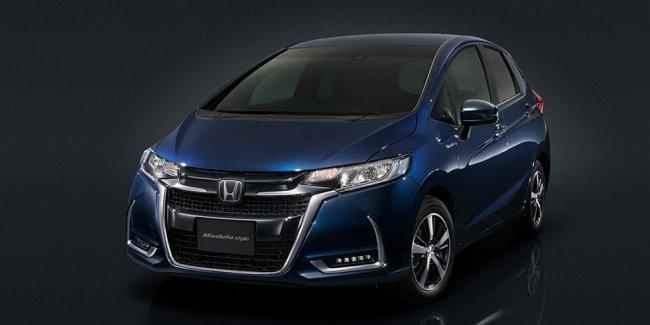 Honda запускает новый суббренд Modulo Style