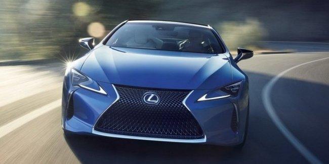 В Lexus считают что электрокары не готовы к массовому рынку