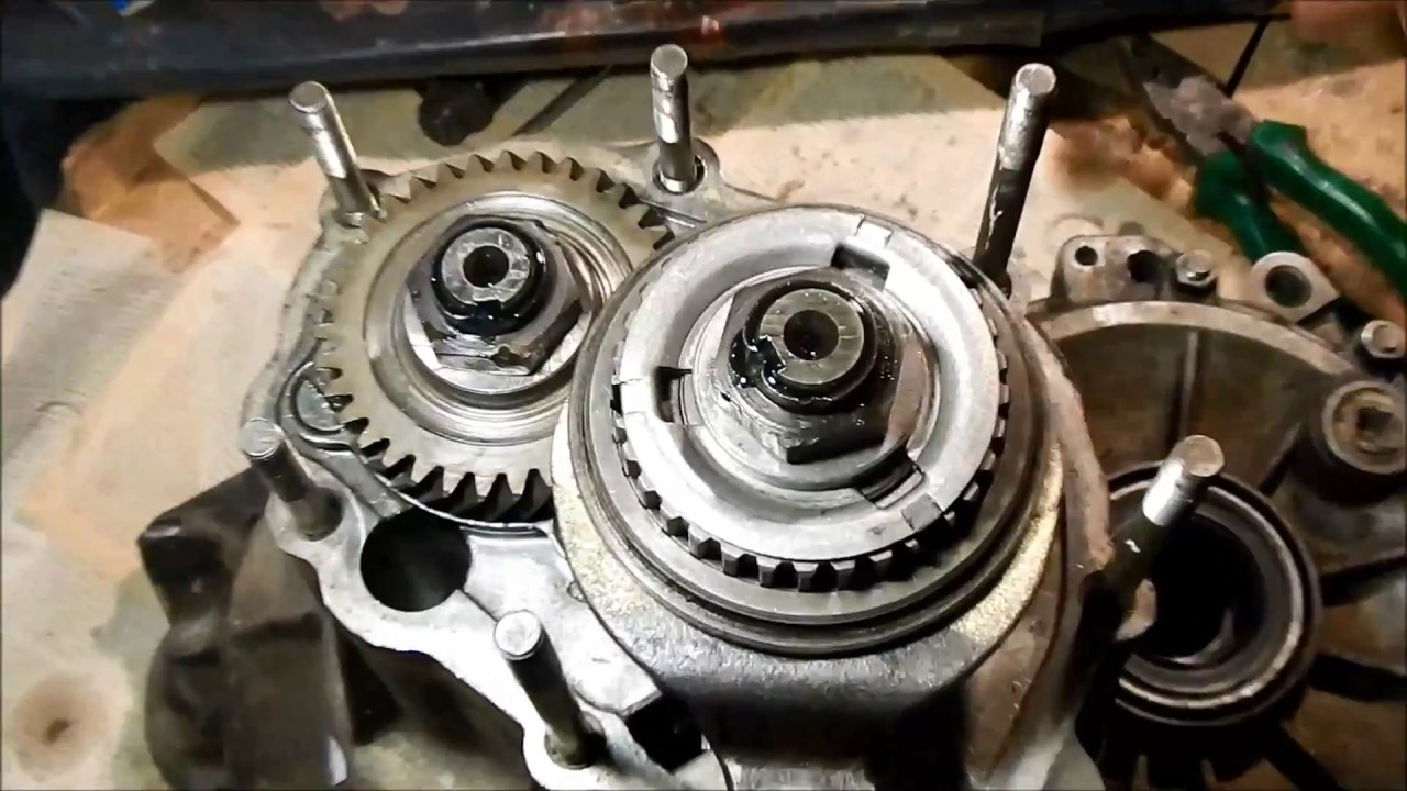 Ремонт автоматической коробки передач Ниссан