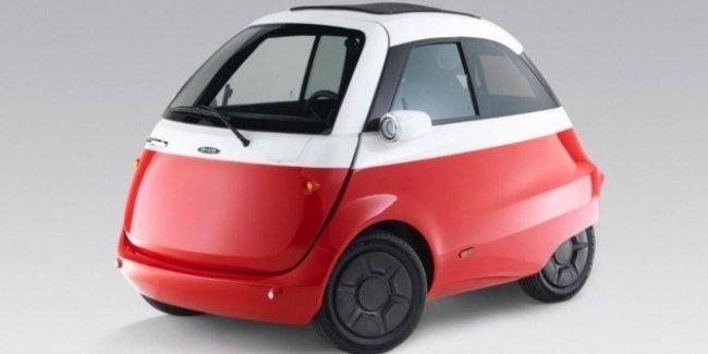 Возрождённый в качестве электрокара «автомобиль-пузырь» пользуется спросом