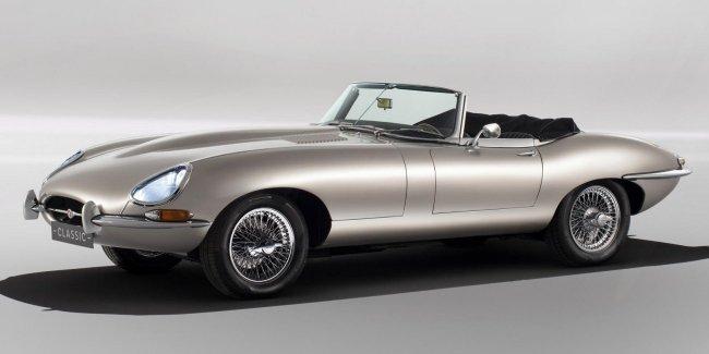 Самый красивый электромобиль в мире выпустят в 2020 году