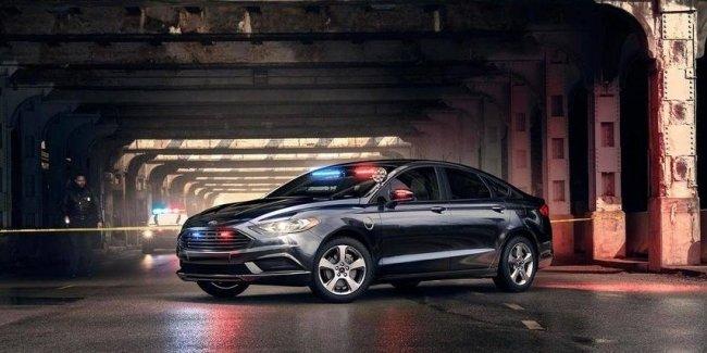 Ford (кродеться): компания хочет добавить беззвучный режим для полицейских электромобилей