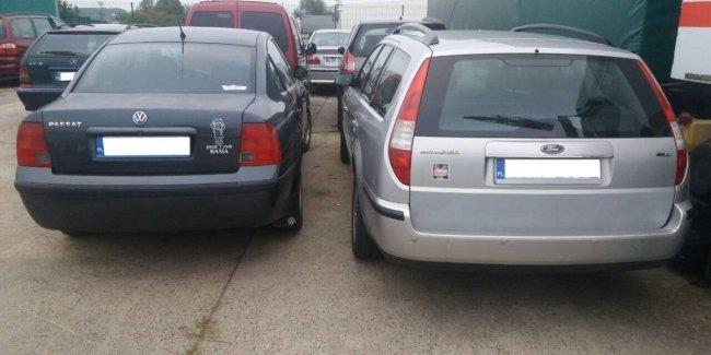 Львовские таможенники вскрыли канал поставки в Украину фиктивных евроблях