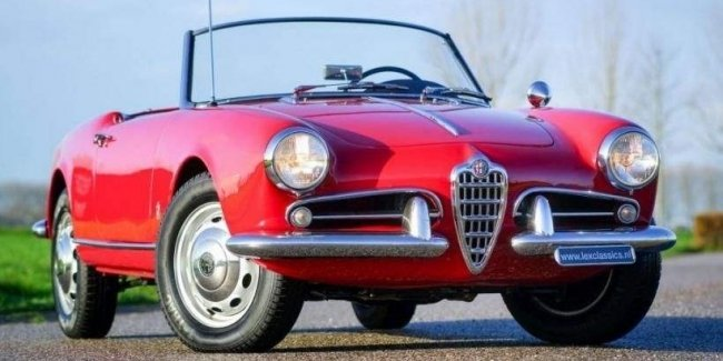 Alfa Romeo воскресит свою легендарную модель
