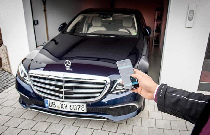 Ключі від автомобіля зникнуть. Майбутнє за смартфонами