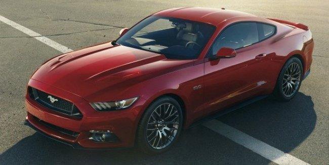 Новый Ford Mustang: полный привод и гибридная силовая установка