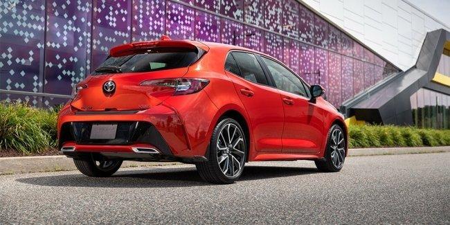 Toyota Corolla получит вседорожную версию