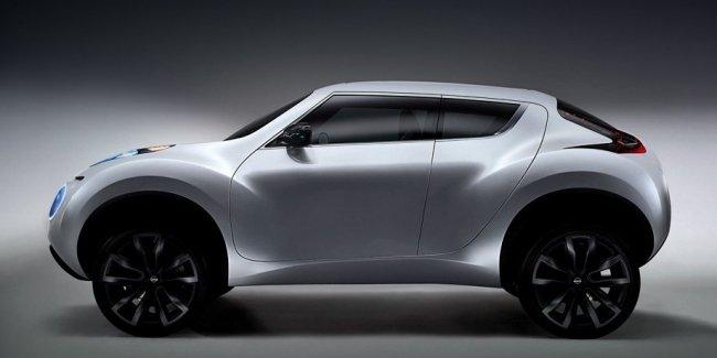 Новый паркетник Nissan Juke не будет эволюцией нынешнего