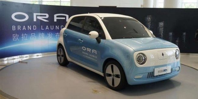 Китайцы представили новый бренд электромобилей: все модели не дороже 15 тыс. долларов