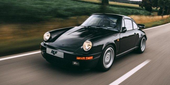Редчайший Porsche 911 с тюнингом продадут за миллион долларов