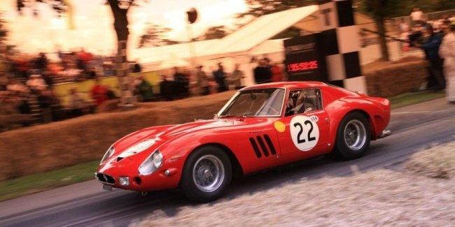 Легендарный Ferrari 250 GTO бывшего сотрудника Microsoft ушел с молотка за $48,4 млн