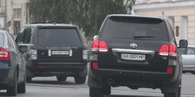 Каждый пятый автомобиль в Украине получает киевскую регистрацию