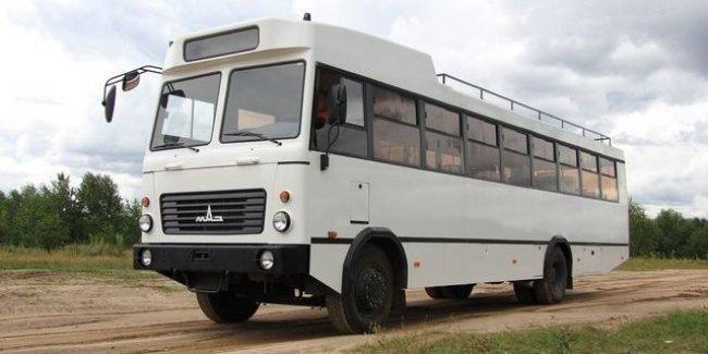 МАЗ создаст внедорожный автобус