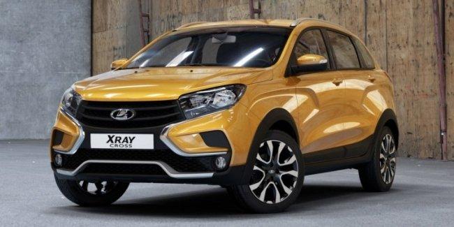 Lada Xray Cross: увеличенный до 215 мм просвет и режим Sport