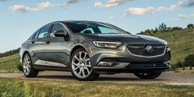 Почти без технических обновок: «близнец» Opel Insignia обзавёлся роскошной версией
