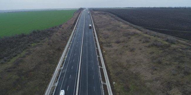 В Украине часть трассы Киев-Одесса будет платной