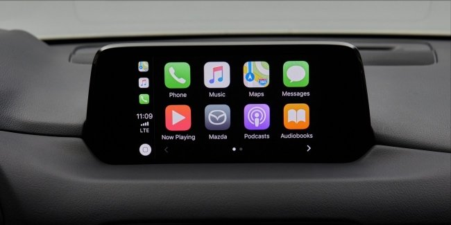 Mazda расширяет возможности: Apple CarPlay и Android Auto