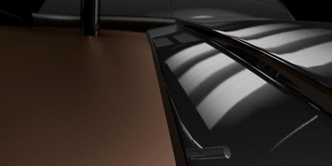 Lexus показал первое изображение «четвертого флагмана»