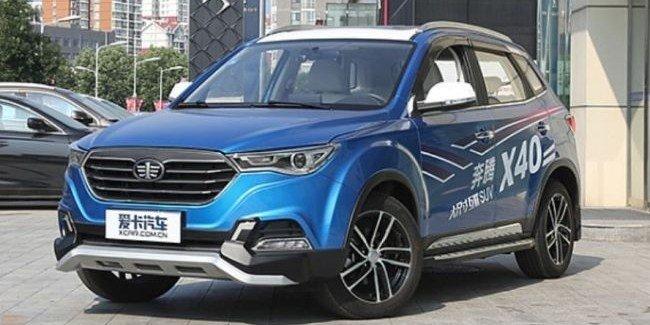 В Китае начались продажи обновленного конкурента Hyundai Creta
