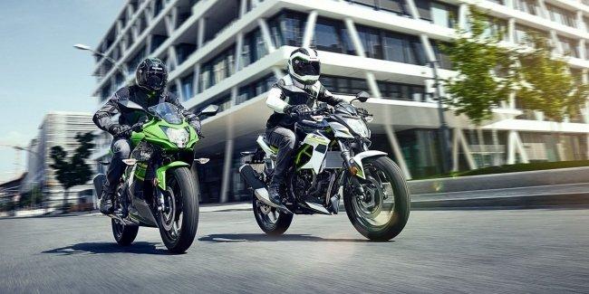 Мотоциклы для новичка — Kawasaki Ninja 125 и Z125