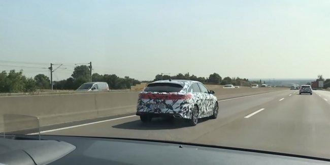 Спортивную модификацию нового Kia Ceed показали на видео