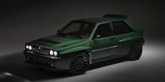 Рестомод Lancia Delta Integrale оценили в стоимость кабриолета Maybach