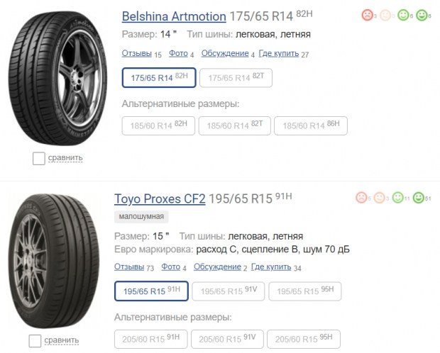 Как выбрать лучшие шины по доступным ценам