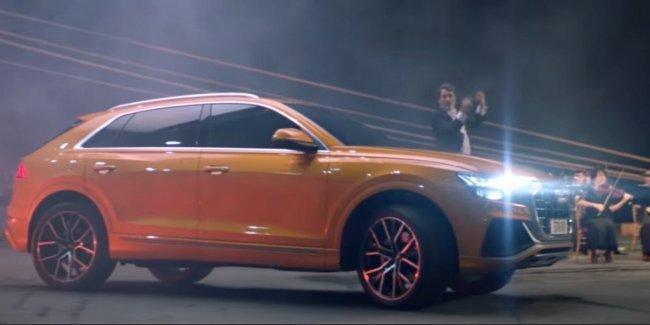 Audi выбрала Украину для съемки рекламы нового кроссовера