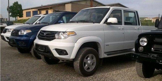 УАЗ будет продаваться в Италии