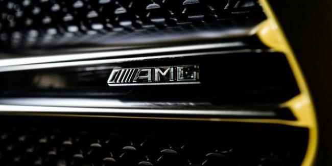 Самый доступный Mercedes-AMG: первые изображения