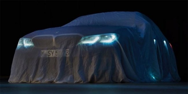 BMW анонсировала новую 3-Series