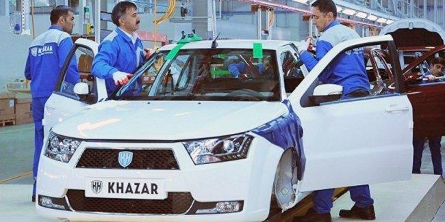 Азербайджанские автомобили планируют завоевать украинский рынок