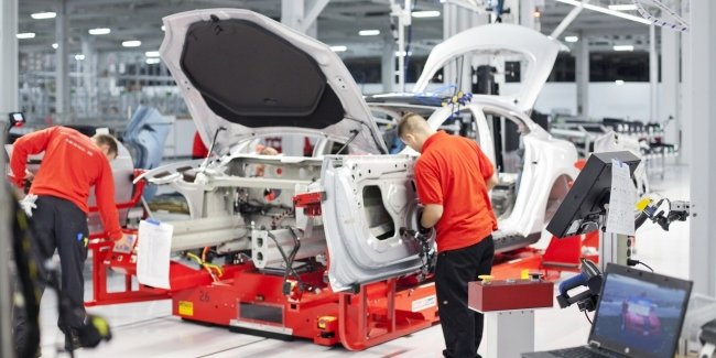 В Украине создадут предприятия по производству электромобилей