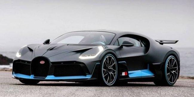 Двигатель Bugatti W16 получит еще больше мощности