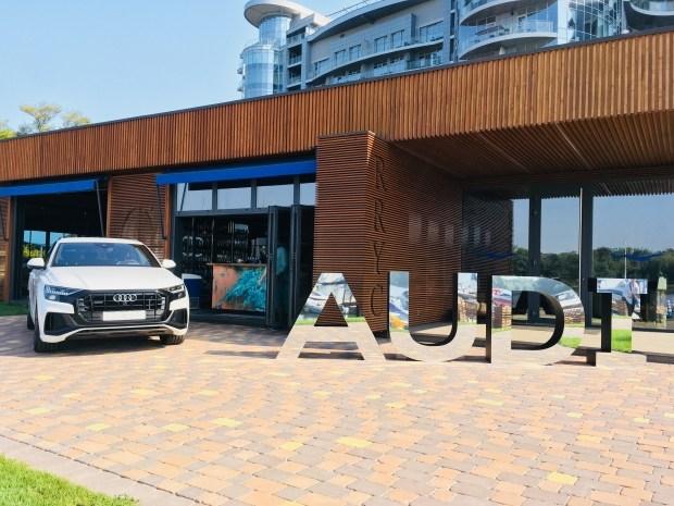 Audi Q8 уже в Украине! Объявлены цены