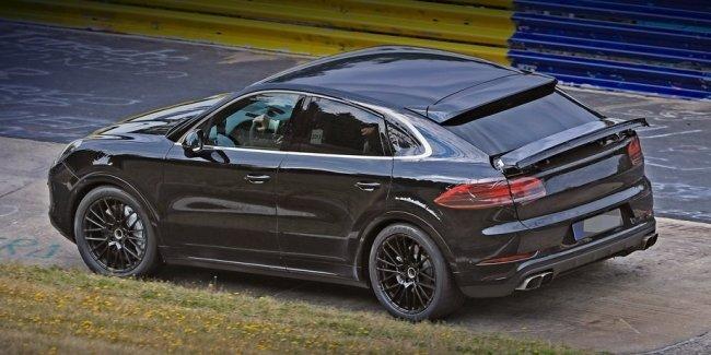 Прототипы Porsche показали развитую аэродинамику